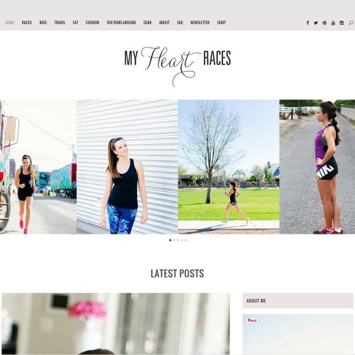 My Heart Races Blog